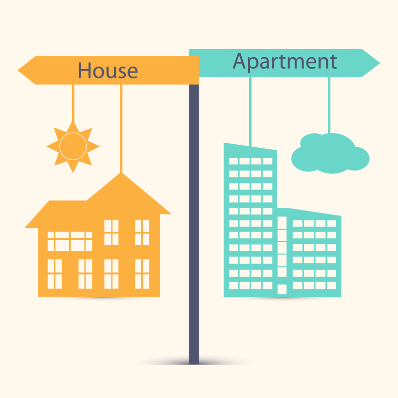 Should I invest in a house or apartment?